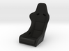 Race Seat - RType 2 - 1/10 3d printed