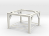 1/64 Overhead Bin Structure 3d printed