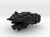 Colour Imperial Fortress Class Carrier 3d printed