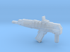 """""""CHASER-47"""" Transformers Weapon (5mm post) 3d printed"""