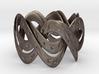 Double Septafoil Bracelet 3d printed