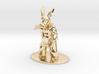 Cerebus the Aardvark Miniature 3d printed
