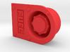 """1"""" scale 1:12 scale GP Diesel Fuel Filler 3d printed"""