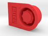 """1.5"""" scale 7.5"""" Gauge Diesel Fuel Filler GP Locomo 3d printed"""