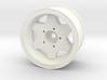 "1.7"" CW / Borbet Wheel 3d printed"