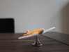 Spitfire 3d printed made from porcelain