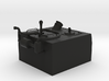 Racing Fuel Tank - Type 1 - 1/10 3d printed
