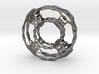 0619 F(x,y,z)=0 W Skeletal Tori 2 [10,4] (d=6cm) 3d printed