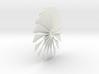 Fan Piece for Turbo Fan Jet Engines 3d printed