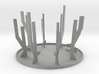 Branches and plants 3d printed
