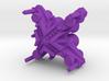 Colour Renar Battle Cruser 3d printed