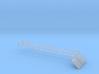 'N Scale' - Eng. Serv. Platform - Stairs/Railings 3d printed