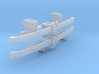 Monoleaf Roller Axle 1/25 3d printed