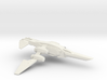 Printle Thing Starship Galactic 02 1/48 3d printed