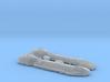 1/2256 Lancer Frigate 3d printed