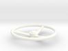 """""""Old Skool"""" Steering wheel Scania 1/32 3d printed"""