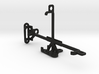 Plum Axe Plus 2 tripod & stabilizer mount 3d printed