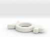 "Mercury Charm/Pendant - 1.4"" 3d printed"