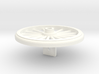 Wheel for Sunbeam's Great American Popcorn Machine 3d printed