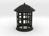 1/6 Scale TARDIS Lamp w/ Bottom Hole v.2 3d printed