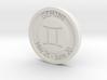 Gemini Coin 3d printed