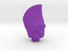 Acroyear Alternate Head 3 (Fin Head) 3d printed