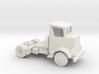 1//200 Scale Autocar Tractor U-7144T 3d printed