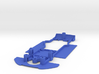 1/32 SCX Audi R8 LMS Chassis for Slot.it AW pod 3d printed