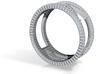 Verbundener Ring 3d printed