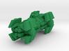 Colour Confederation Heavy Destroyer 3d printed