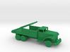 1/144 Scale Brockway B666 Pontoon Bridge Truck 3d printed