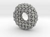 Color Möbius lattice (fat) 3d printed