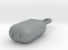 Luggage pendulum jewelry 3d printed