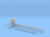 Orchard-Rite Wind Generator HO 3d printed