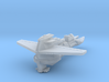 Cardassian Hutet Class 1/22000 Attack Wing 3d printed