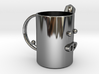 pig mug .stl 3d printed