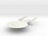 NewYork Class BattleCruiser 3d printed