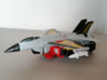 Transformers Missiles Vehicle Accessory (5mm post) 3d printed Combiner Wars Skydive