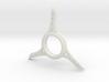 Hand Spinner Blade Star 3d printed