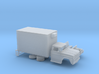 1/160 1962-66 Chevrolet C 50 Delivery Box 3d printed
