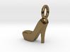 Shoe Charm 3d printed