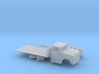 1-87 1960-61 Chevrolet C 50 Flat Bed 3d printed