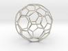 Fussball Anhänger 3d printed