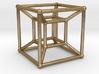 Tesseract - 4d Hypercube - E4 3d printed