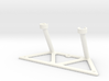 Tamiya Grasshopper/Hornet Display Stand - Front 3d printed