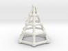 Skeleton cone 3d printed