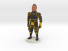 warrior 3d printed
