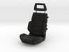 Sport Seat RType 1 - 1/10 3d printed