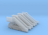 GSE 1:400 Airstairs 3pc 3d printed