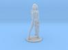 Combat Vixen 3d printed